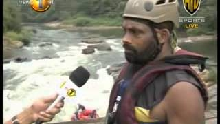 News1st News1st visit  Kithulgala tourism hot spot to look into threat and its possible outcome