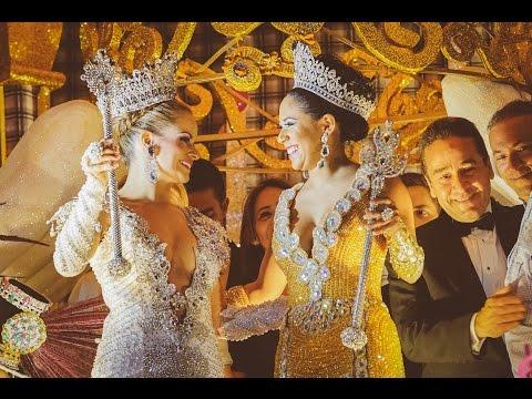 The Queens of Carnaval (Las Tablas, Panama)
