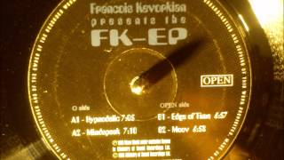 François Kevorkian presents the FK-EP - Hypnodelic