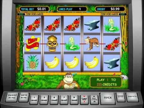 Список бездепозитных казино