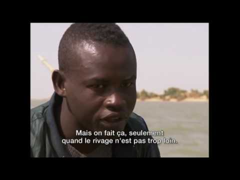 A river and its people, the Niger river Local boats Documentary, Discovery, History