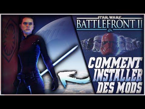 Comment INSTALLER des MODS sur Battlefront 2 ? | (Star Wars : Battlefront II Tutoriel FR) ?