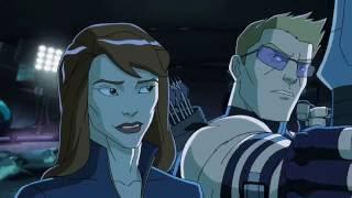 Avengers Assemble |Clint & Natasha Moments(Part 1)