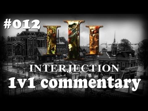 AOE3 1v1 Expert Replay & Commentary #12 Portuguese Rush VS British (Umeu)
