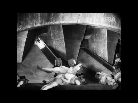 Aelita, Queen of Mars - Life underground (1924)