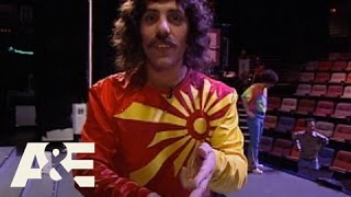 Criss Angel Mindfreak: Criss as Doug Henning