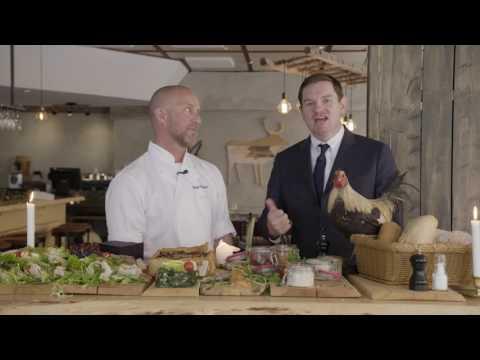 Al Pitcher Provar Svenska Saker: Smörgåsbord