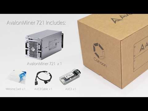 Canaan Avalon Miner Review
