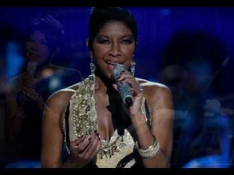 Natalie Cole duet Nat King Cole - The Christmas Song