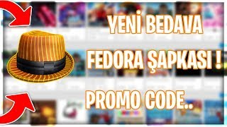 😋 NEW PROMO CODE FREE FEDORA HAT !! 😋 / Roblox watch / Roblox English