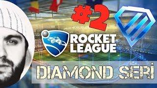 Rocket League : Türkçe - Diamond Serisi #2 || FARKLAR FARKLAR !