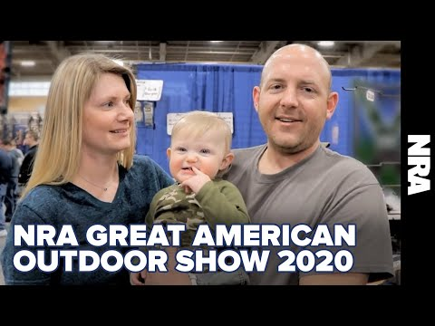 NRA Great American Outdoor Show | Feb. 1-9, 2020 | Harrisburg, PA