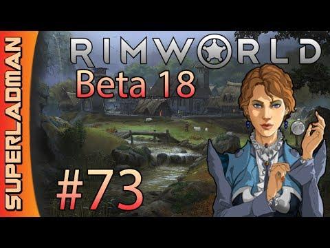 Rimworld Beta 18   Medieval Times Mod   Episode 73