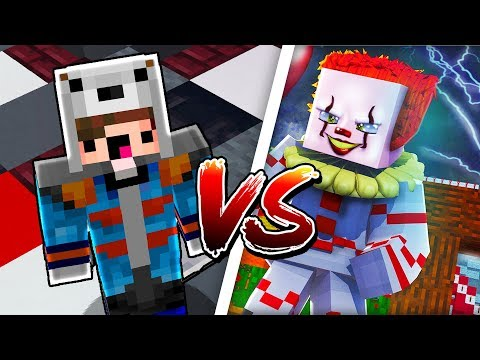 THỬ THÁCH MAZK VS PENNYWISE !!!!