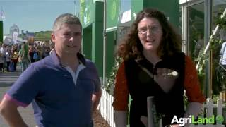 A few things to think about when sowing winter barley...at 'Ploughing 2019'