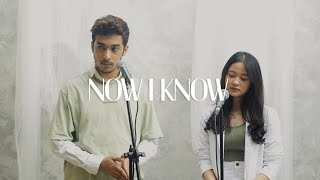 Download NOW I KNOW - Kaleb J COVER by Indah Aqila ft Aziz Hedra