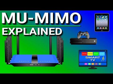 MU-MIMO Explained