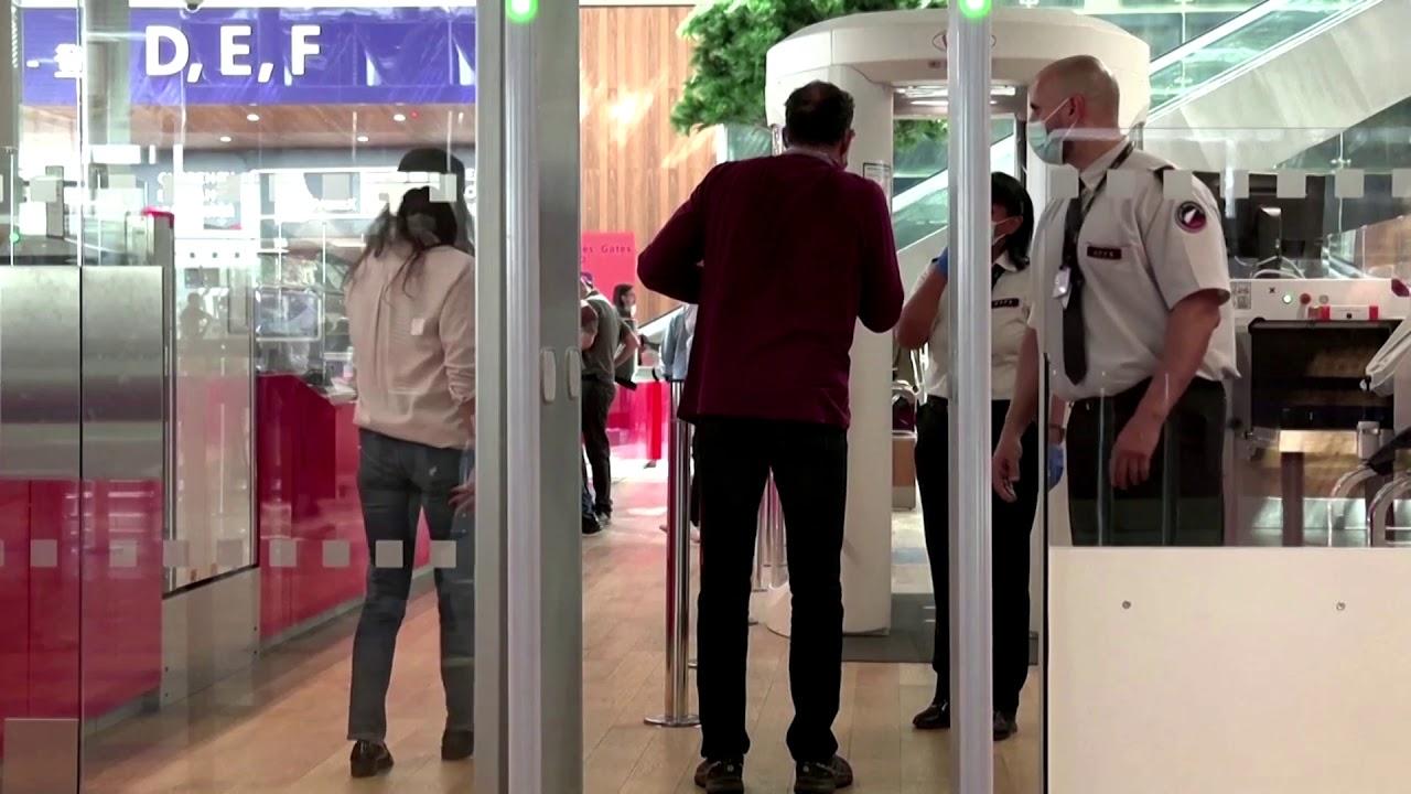 Bandara Orly Paris Kembali Dibuka Setelah Tiga Bulan Lockdown