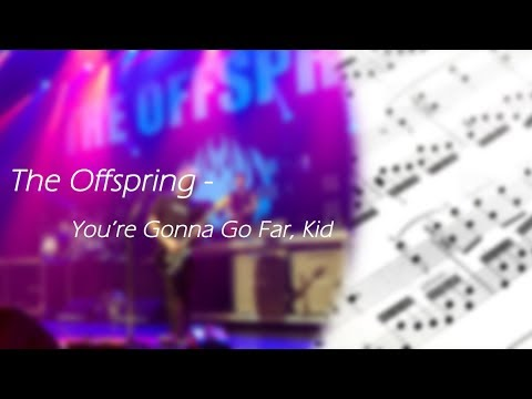 You're Gonna Go Far, Kid (The Offspring) Band Arrangement