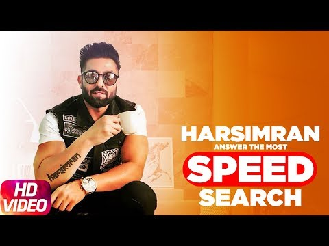 Harsimran   Answers The Most SearchedSpeedQuestions  SpeedRecords