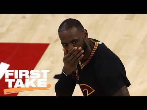 Where Will LeBron James Go As A Free Agent? | First Take | June 7, 2017