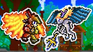 How to get the easiest wings in Terraria