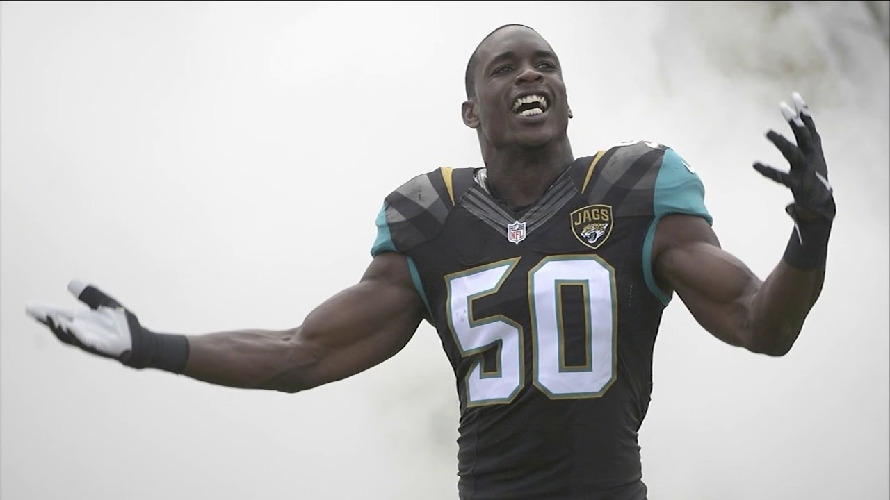 Ex-Jaguars player Telvin Smith accused of sexual activity with minor