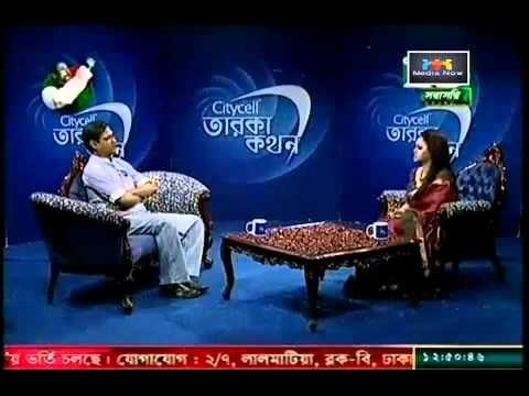 Birthday Live Interview -By- Asif Akbar [Citycell Channel I