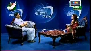 Birthday Live Interview -By- Asif Akbar [Citycell Channel I Taroka Kothon]