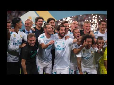 Real Madrid - Year Review 2017