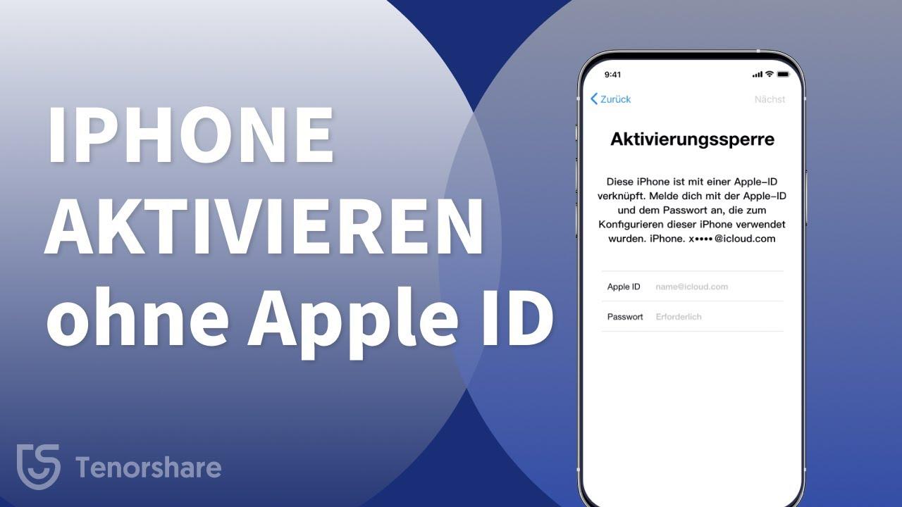 Id vom aktivieren vorbesitzer apple iphone jailbreak ohne Aktivierungssperre von