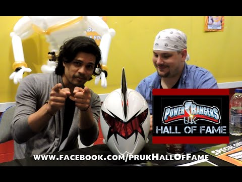 Power Rangers Hall of Fame Interviews Jeff Parazzo