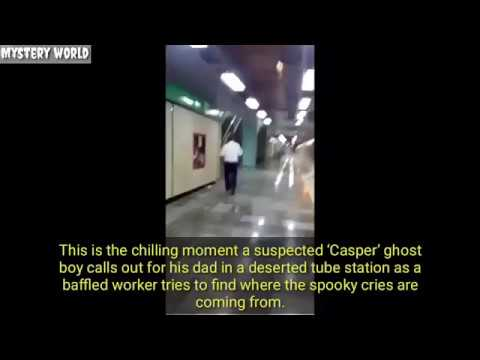 Fritz Blog (57563) - Ghost Child Calls Out for Father in Metro Station