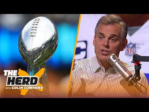 Colin Cowherd reveals how he thinks the 2018 NFL Playoffs will unfold | NFL | THE HERD
