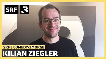 Kilian Ziegler: Zmorge ja, Brunch nein | Comedy-Zmorge | Radio SRF 3