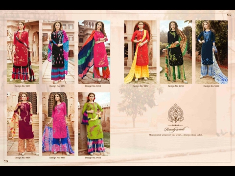 Latest Indian Cotton dresses collections 2017 || Kessi Fabrics || Kessi Elegance
