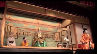 赤城古典芸能保存会・奥州安達ヶ原三段目袖萩祭文の段後篇