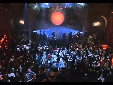 Blade Vampire Dance Club Theme