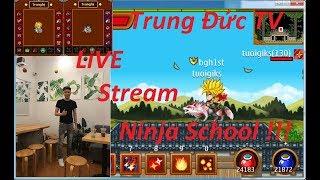 Ninja School Online - trùm lv39 sv2 hí hí , tạm nghỉ bán xu mấy ngày nhé.