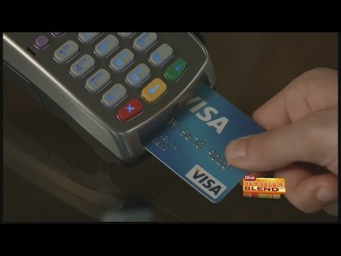 VISA - New credit card chip technology