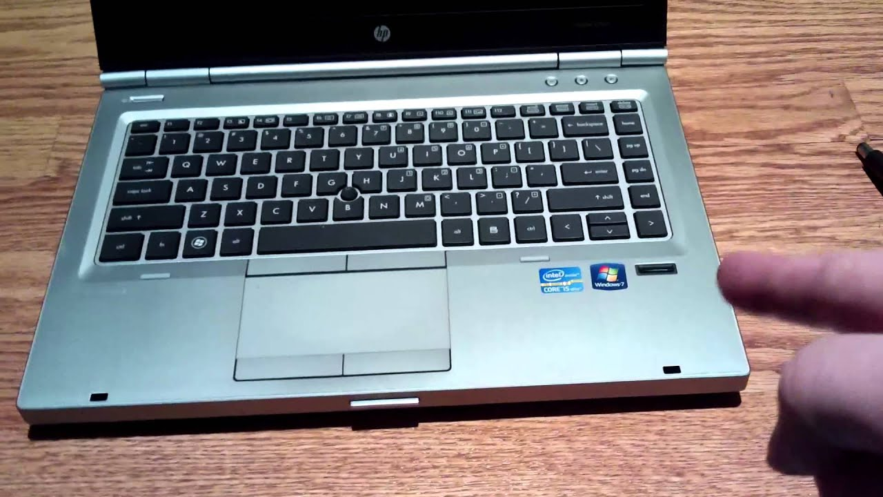 HP ELITEBOOK 8460P FINGERPRINT READER DRIVERS DOWNLOAD