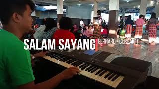 Lagu Karo Salam Sayang Keyboard Karo