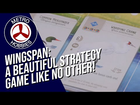 Wingspan | Games People Play Up Close! |