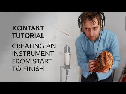 Kontakt Tutorial: Creating An Instrument From Start To Finish + FREE KALIMBA KONTAKT LIBRARY