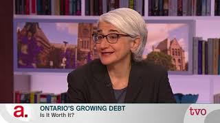 Ontario's Growing Debt