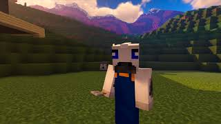 MINECRAFT FARMYARD PALS - BUILDING COMPETITION (Minecraft Roleplay Animation)
