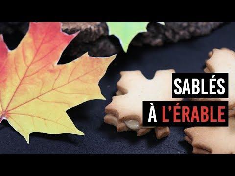 🍰-sablÉs-au-sirop-d'Érable-🍰