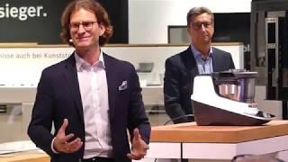 Bosch Cookit Multifuktions Küchenmaschine IFA 2019