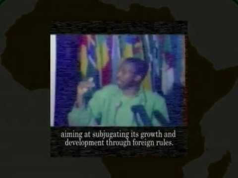 KAMOSIS TAFARI - THOMAS  SANKARA BRAND NEW 2013