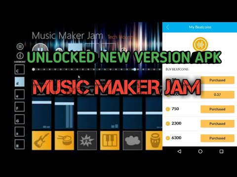 Music maker jam | unlocked all apk
